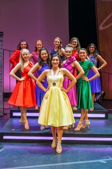 Top 10 in the Distinguished Young Women of Kentucky