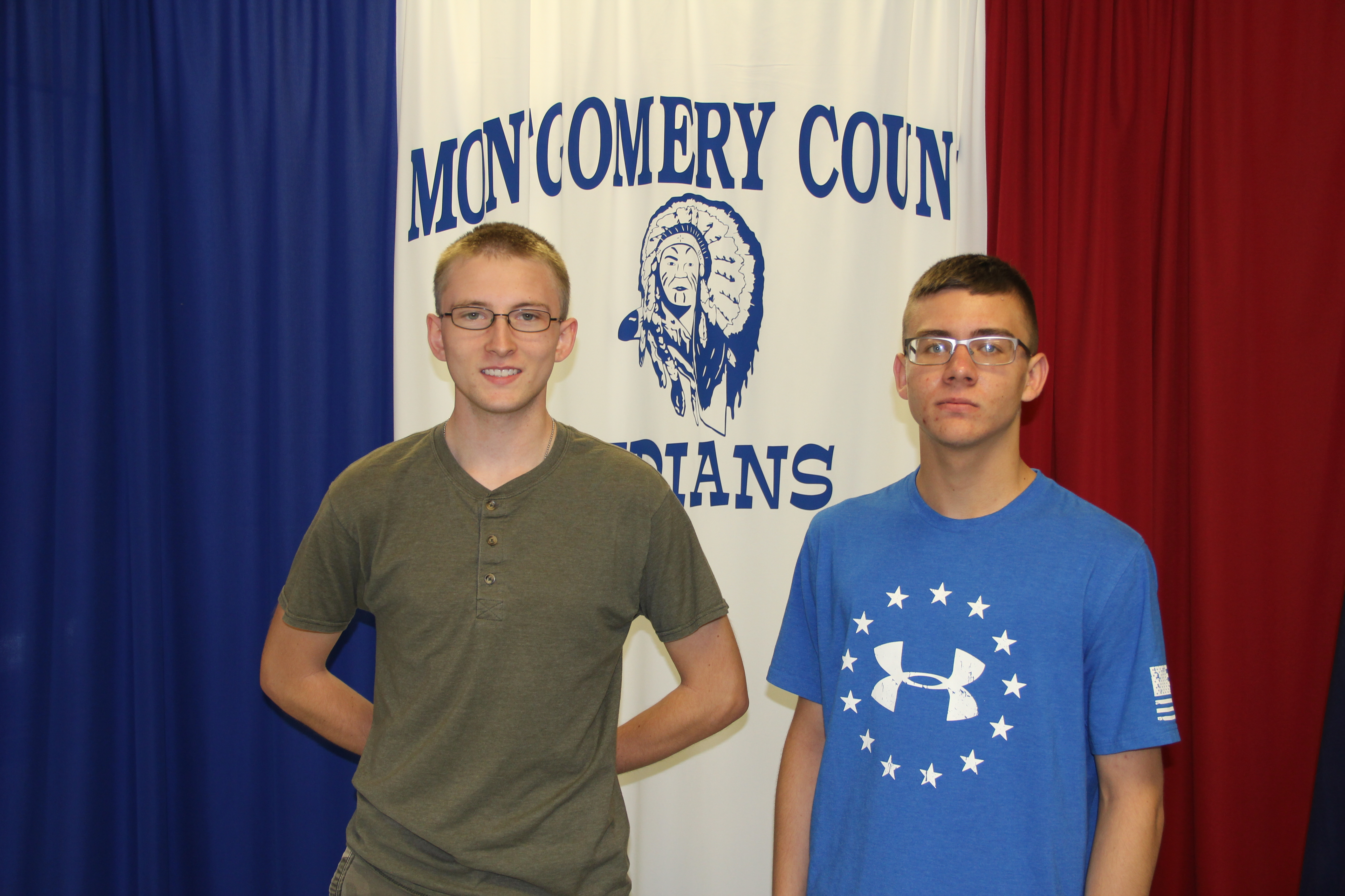 Bryce Patrick and Will Patrick were selected for Kentucky Boys State.