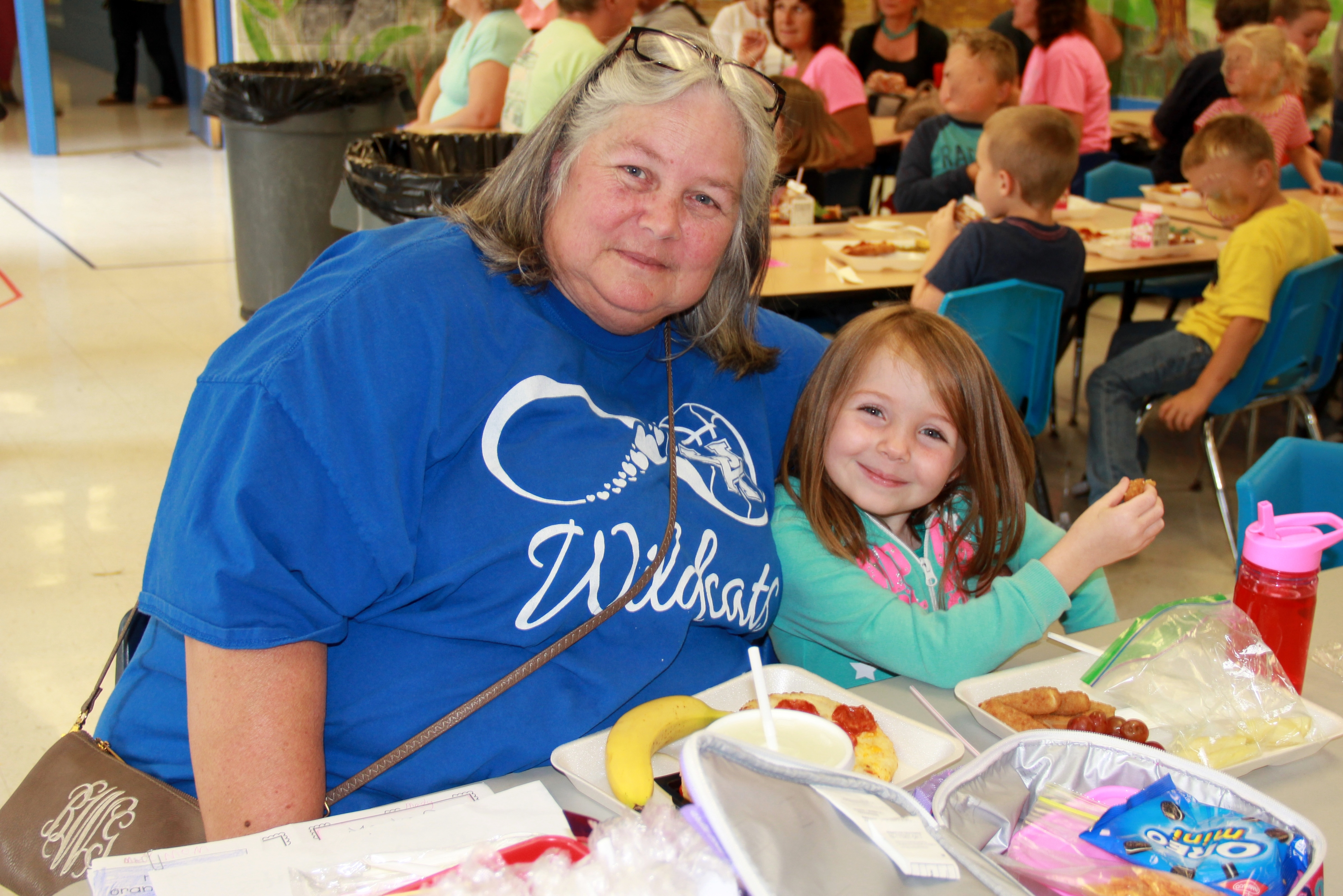 Camargo Grandparents' Day Lunch