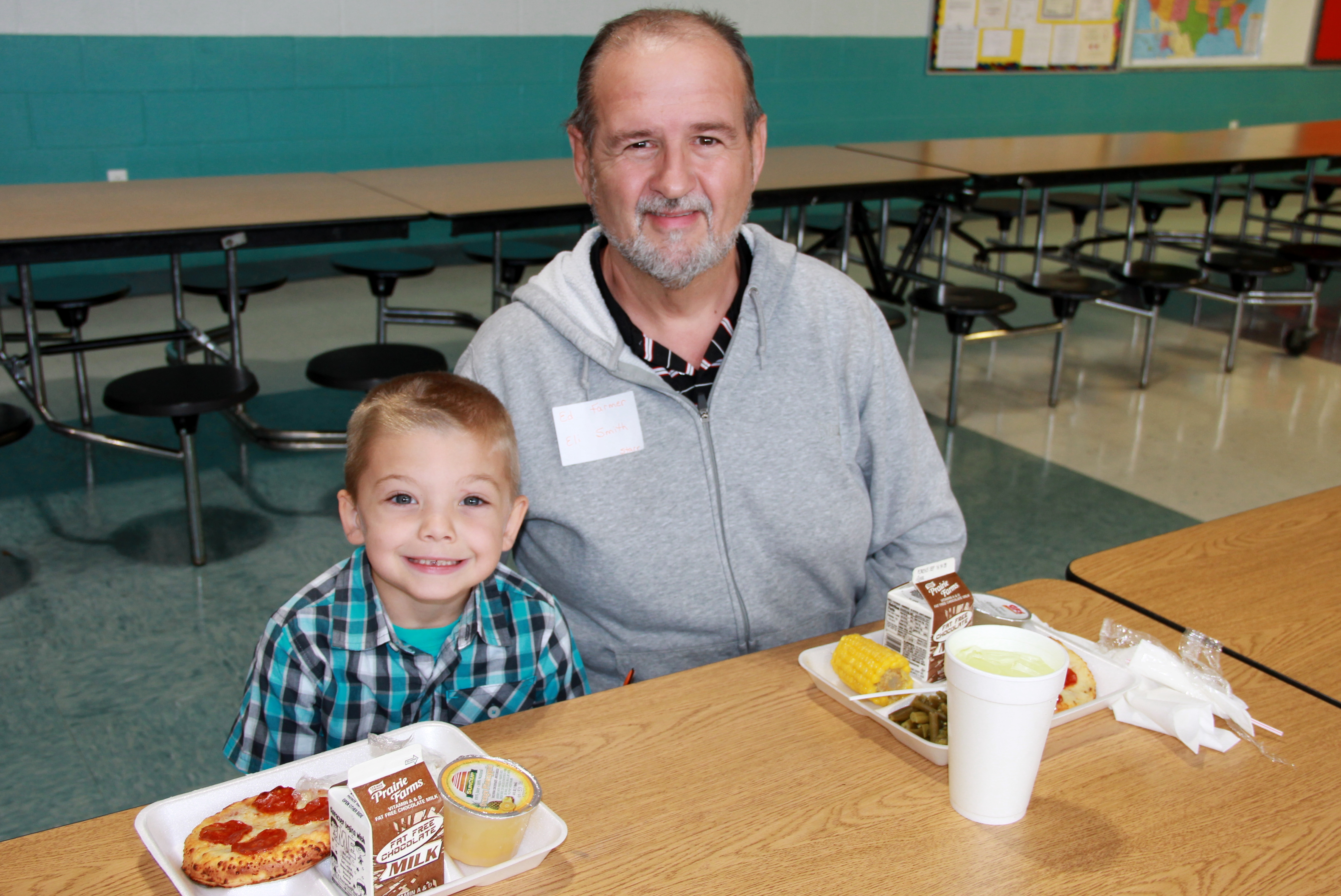 MSE Grandparents' Day Lunch